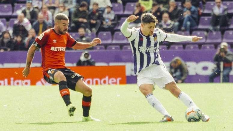 Barba y el Valladolid terminan su relación. RealValladolid