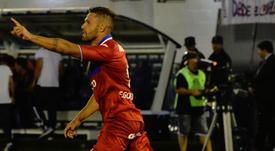 Fede González volvió a marcar. Tigre