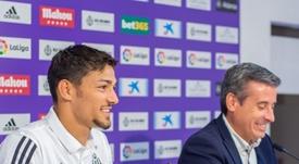 Las dos ofertas de Barba para abandonar Valladolid. RealValladolid