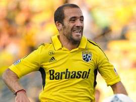Federico Higuaín, durante un partido. ColumbusCrewSC