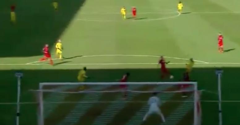 Higuaín anotó el primer gol de la temporada. Captura