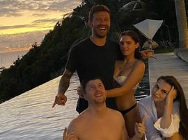 Smolov critiqué pour vouloir se marier avec une mineur. Instagram/SmolovFedor_10