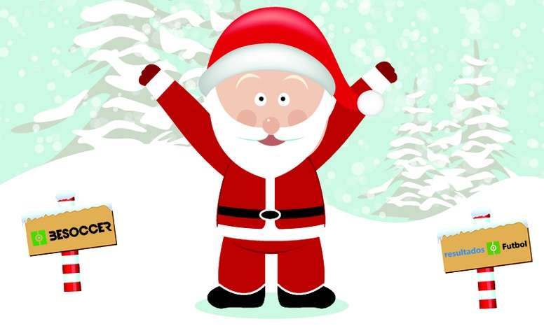 BeSoccer wishes you a Merry Christmas. BeSoccer