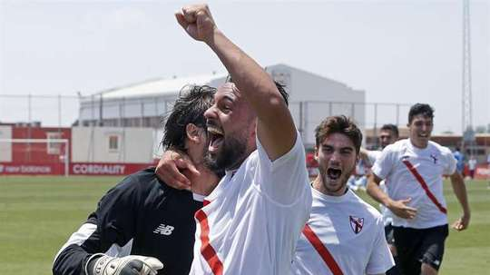 Felipe Carballo va rejoindre le FC Séville. EFE
