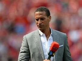 Ferdinand pense que Southgate a fait le bon choix. AFP