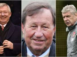 Ferguson, Roux and Wenger. BeSoccer