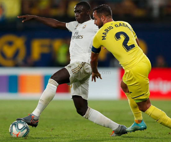 Mendy returns to the place where he made his Madrid debut. RealMadrid