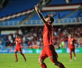 América de Cali venció a Cortuluá por 2-1. AméricadeCali/Archivo