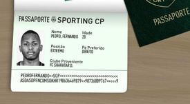 El Shakhtar Donetsk cede a Fernando a Sporting de Portugal. SportingCP