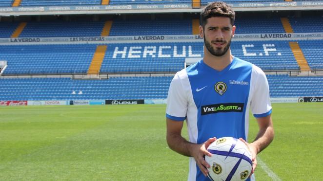 Fernando Román se ha mostrado muy crítico con su equipo. HérculesCF