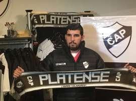 Fernando Ruiz, nuevo entrenador de Platense. Platense
