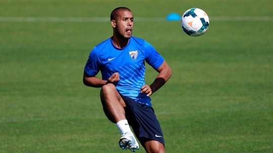 Fernando Tissone no sigue en el Málaga. MálagaCF