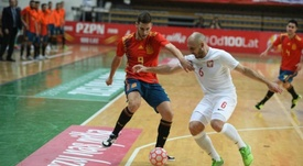España hace pleno camino al Mundial. Sefutbol