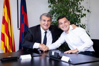 La trahison de Ferran Jutglà. FCBarcelona