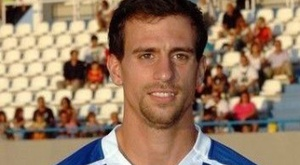 Ferrán Tacón, nuevo jugador del Al Nasr. CDTenerife