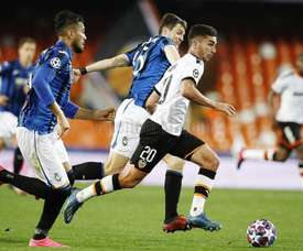 Juventus are willing to offer a player plus cash for Ferran Torres. ValenciaCF