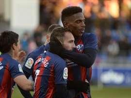 El Huesca venció sin apuros al Córdoba. LaLiga