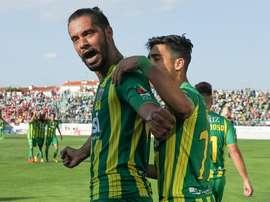 Clube 'Beirão' fica na primeira liga depois de novo 'milagre'. Twitter
