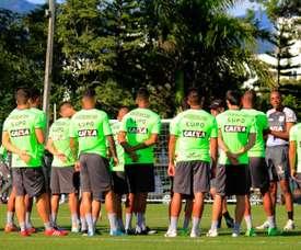 Figueirense ha rescindido el contrato a Bruno Alves. Figueirense