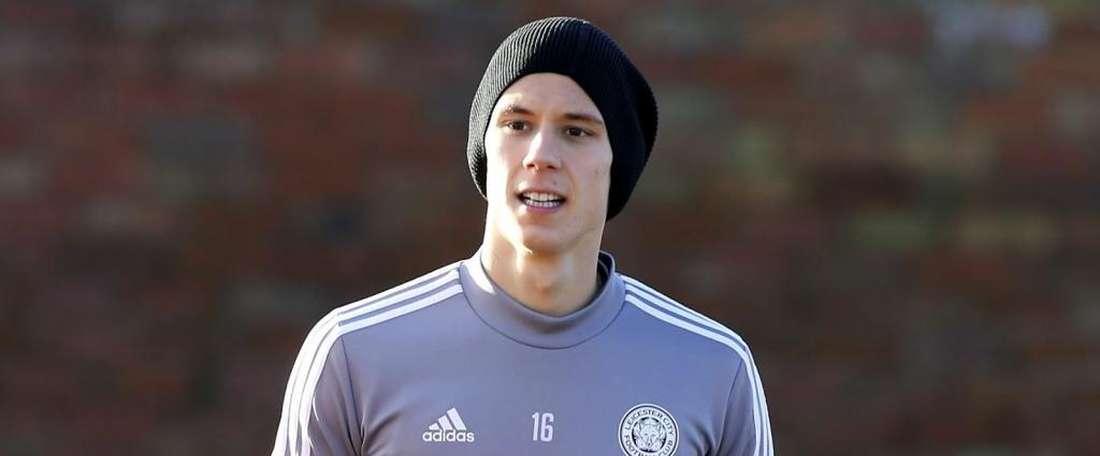 Leicester envisage de prêter Benkovic à Derby County. Leicester