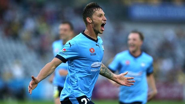 Holosko ha abandonado el Sydney FC a sus 33 años. A-League