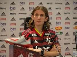 Filipe Luis, convoqué face à Bahia. EFE