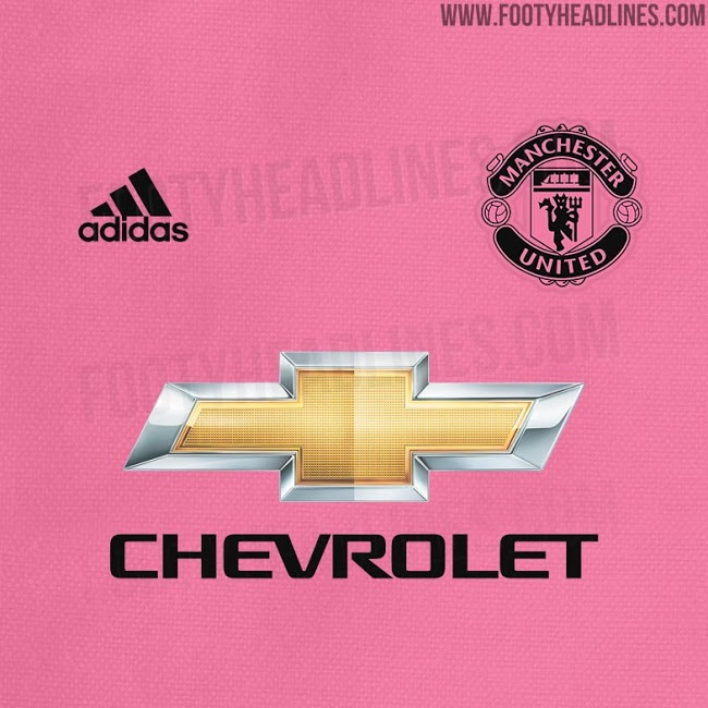 Pin United s leaked 2018 19 away kit. FootyHeadlines 16f6e69a0476a