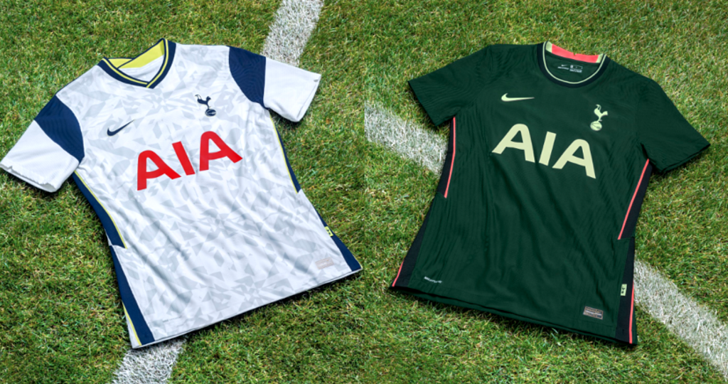 O Tottenham Apresenta Seus Novos Uniformes Para A Proxima Temporada Besoccer