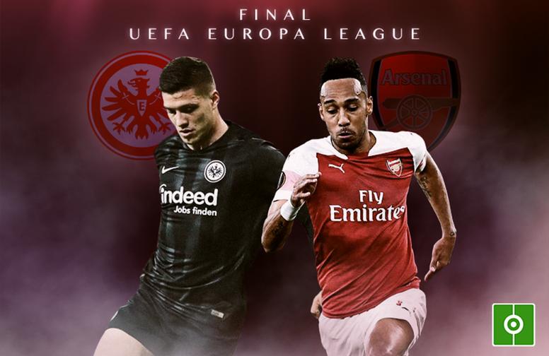 Finalistas da Europa League. BeSoccer