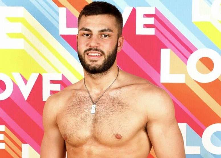 Finn Tapp went to Love Island without telling his club, Oxford City. Twitter/OxCityFC