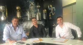 Burdisso vuelve a Boca. BocaJuniors