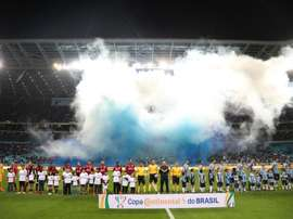 Flamengo y Gremio protagonizarán el duelo de la jornada. Twitter/FlamengoResenha