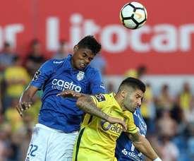 Feirense derrotó a Paços Ferreria por 2-1. Twitter/MaisFutebol