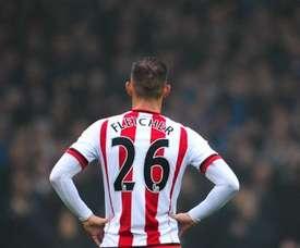 Fletcher es uno de los jugadores a los que el Sunderland ha rescindido el contrato. Archivo/EFE/AFP