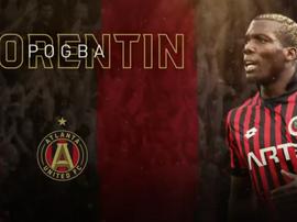 Florentin Pogba en MLS. AtlantaUnited