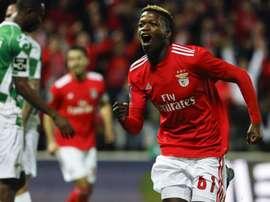 O Milan aposta na nova sensação do Benfica. SLBenfica