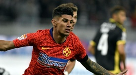 Florinel Coman podría salir del Steaua de Bucarest. FCSB