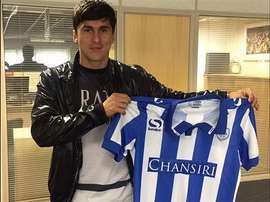 Forestieri, nuevo refuerzo del Sheffield Wednesday. Twitter.