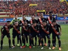 El conjunto salvadoreño se hace con su pase par cuartos. Águilas/Twitter