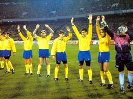El Dinamo de Kiev fichaba según unos parámetros particulares.