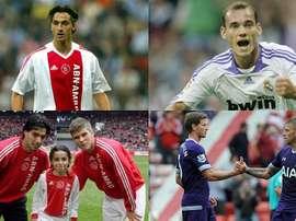 Former Ajax stars. BeSoccer