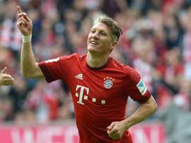 Former Bayern Munich star Schweinsteiger, who completed his transfer from the Bundesliga giants to Old Trafford earlier this week, has set his sights on helping United challenge for silverware once more