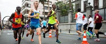 Foto: Gran Canaria Maratón (Facebook)