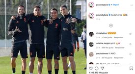 Dybala rebautizó a Cristiano. Captura/Instagram/paulodybala