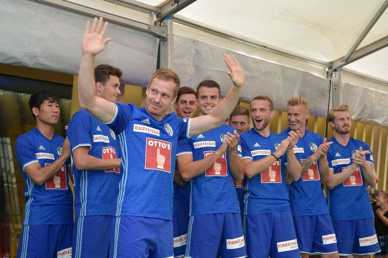 El Lucerna logró 'in extremis' el triunfo. Luzern