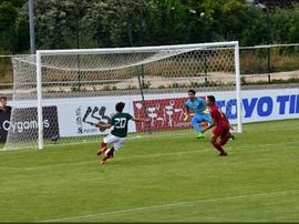 La Sub 21 mexicana ya está en la siguiente fase del torneo de Toulon. Twitter/miseleccionmx