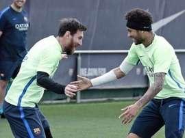 Neymar é o sucessor de Messi, para Edmilson. Instagram/Neymarjr