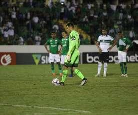 Coritiba empresta Wilson ao Atlético Mineiro. Twitter/Coritiba
