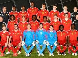 Bélgica está demostrando trabajar muy bien su cantera. BelgianFootball