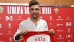 Pozo llegó a Almería con ganas de ascender a Primera